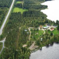 Ristijärven Pirtti Cottage Village, hotel in Ristijärvi