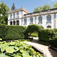 Parador Casa Da Insua, hotel in Penalva do Castelo