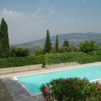 Hotel Villa Dei Bosconi, hotell i Fiesole