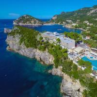 Akrotiri Beach Resort Hotel, hotel in Paleokastritsa