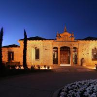Hotel Cigarral el Bosque, отель в городе Толедо