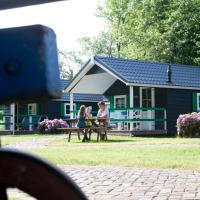 Familiecamping De Vossenburcht, hotel in IJhorst