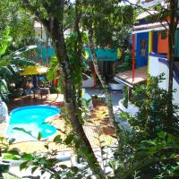 Art Hotel Aos Sinos Dos Anjos, hotel in Arraial d'Ajuda