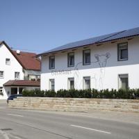Gasthaus Lamm Garni, hotel in Blaubeuren