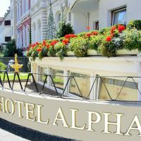 Hotel Alpha, hotel in Hannover
