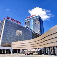 Hotel Korston Tower Kazan, hotel en Kazán