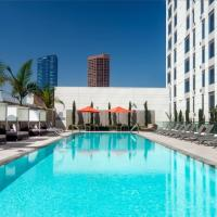 Courtyard by Marriott Los Angeles L.A. LIVE, hotel in Downtown Los Angeles, Los Angeles