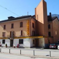 Albergo Nazionale, отель в городе Бьяска