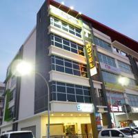 9 Square Hotel - Bangi, hotel in Bangi