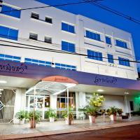 Germanias Blumen Hotel, hotel in Passo Fundo