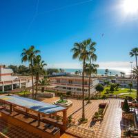 Hotel Club Almoggar Garden Beach, отель в Агадире