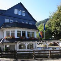 Pension Hunaustuben, hotel in Schmallenberg