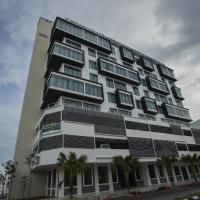 Cathayana Hotel Kuantan, отель в Куантане