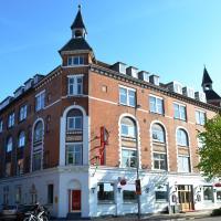 Milling Hotel Ansgar, отель в Оденсе