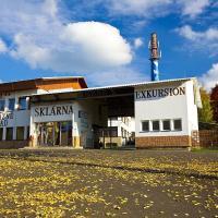 Hotel Sklárna Harrachov, hotel in Harrachov