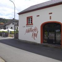 Müllisch's Hof Hotel, hotel in Dohm-Lammersdorf