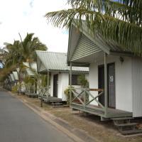 Central Tourist Park, hotel em Mackay