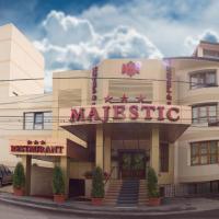 Majestic Hotel & Restaurant, hotel in Iaşi