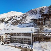all inclusive Hotel Lohmann, hotel in Obergurgl
