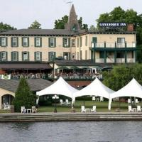 The Gananoque Inn & Spa, hotel in Gananoque