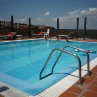 Hotel Montecarlo、キアンチャーノ・テルメのホテル
