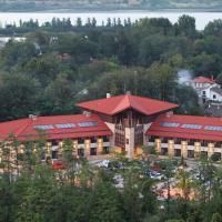 Hotel Danubia Park garni, hotel in Veliko Gradište