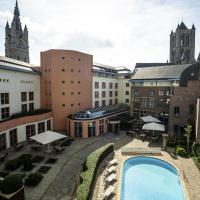 Novotel Gent Centrum: Gent'te bir otel