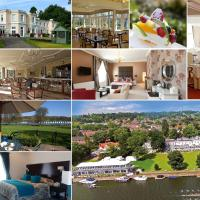 Phyllis Court Club, hotel in Henley on Thames