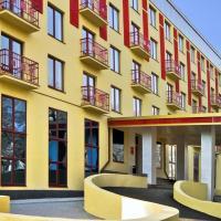Optima Hotel Deluxe, hotel in Krivoy Rog