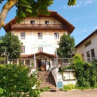 Gasthof Kampenwand Bernau, hotel in Bernau am Chiemsee