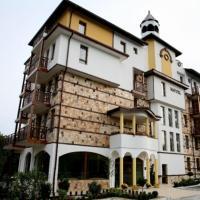 Hotel Hanat, отель в Святых Константине и Елене