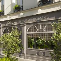 Hotel du Champ de Mars, hotel in 7th arr., Paris
