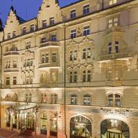 Hotel Paris Prague, hotel in Old Town (Stare Mesto), Prague