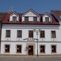 Hotel u Kapra, отель в городе Лазне-Белоград