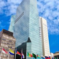 Millennium Hilton New York One UN Plaza, hotell sihtkohas New York