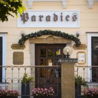 Hotel Paradies, отель в Теплице