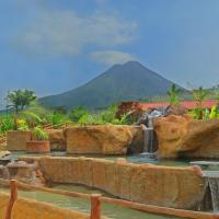 Volcano Lodge, Hotel & Thermal Experience, hotel in Fortuna