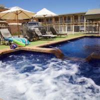 Paddlewheel Motel, hotel in Echuca