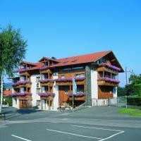 Nichtraucher-Ferienhotel Hohen Bogen, hotel in Neukirchen beim Heiligen Blut