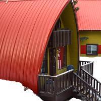 Red Shutter Cabin, hotel em Rossland
