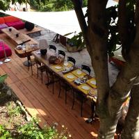 BBQ Lodge, hotel a Camogli