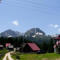 Apartment Vujisic, hotel i Žabljak