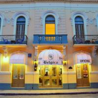 Boutique Hotel Belgica, hotel in Ponce