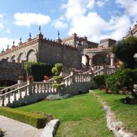 Hotel Castillo de Santa Cecilia, отель в городе Гуанахуато