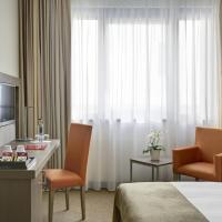 베를린에 위치한 호텔 인터시티호텔 베를린 하우프트반호프