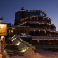 Hotel Shackleton Mountain Resort