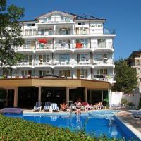 Hotel Lotos, отель в Китене