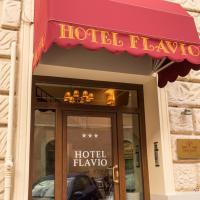 Hotel Flavio, hotel en Esquilino, Roma
