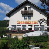 Café Pension Sonnenkanzel, Hotel in Staatsbad Brückenau