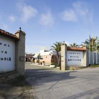 Hostal Nueva Andalucia, hotel in Alcalá de Guadaira